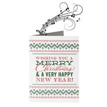Endless Singing Christmas Joke Greeting Card