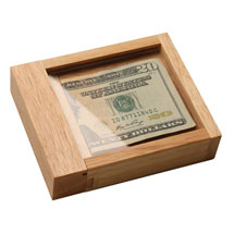 Wood Cash Out Puzzle