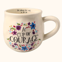 Cup of Courage Mug