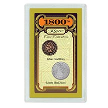 1800's Rare Coin Collection