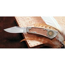 100-Year Old Indian Head Penny Pocket Knife