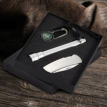Personalized Sportsman's Gift Set