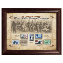150 Year Anniversary Civil War Stamp Collection