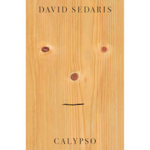 David Sedaris Signed Calypso Audiobook