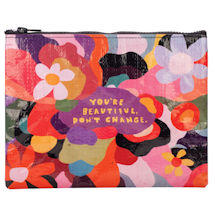 You're beautiful - Zipper pouch
