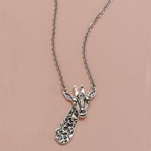 Silver Spoon Giraffe