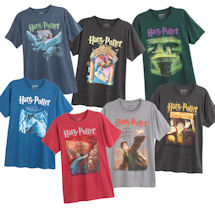 Harry PotterTM Book Cover T Shirts