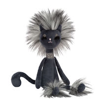 Jellycat Swellegant Kitty Cat Plush Doll