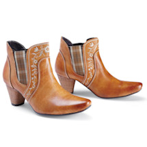 Piccadilly Cowgirl Bootie