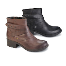 Clarks Mansi Calla Ankle Boots