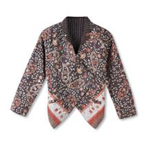Paisley Layering Jacket