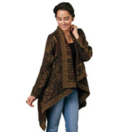 Klimt Wool Waterfall Jacket