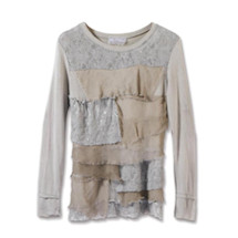 Layered Lace T-Shirt