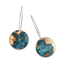 Bijoux Verdigris Earrings