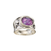 Acadia Amethyst Ring