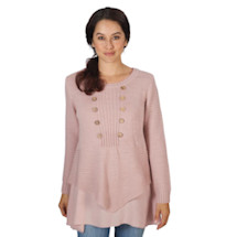 Millicent Manor Sweater Tunic Top