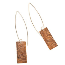 Handmade Coppercraft Earrings