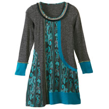 Luna Sweater Tunic Top