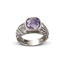 Adelaide Amethyst Ring