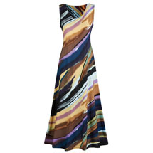 Canyon Sky Maxi Tank Dress