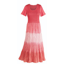 Heavenly Pink Maxi Dress