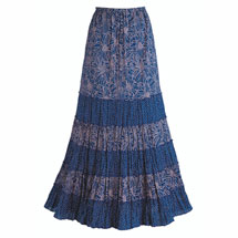 Casita Tiered Skirt