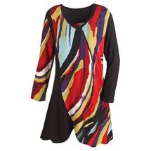 Sierra Sunshine Tunic Top
