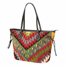 Istanbul Wool Kilim Handbag