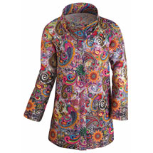 Happy Paisley Knit Jacket