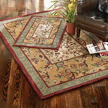 Providence Vines Rug - 3½' x 5½'