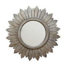 Madilyn Wooden Mirror