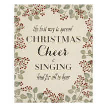 Christmas Cheer Wall Art