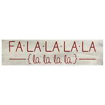 Falalalala Wall Box Art