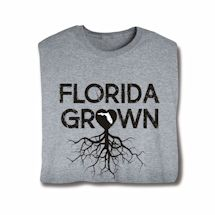 """Homegrown"" T-Shirt - Choose From Any State - Flordia"
