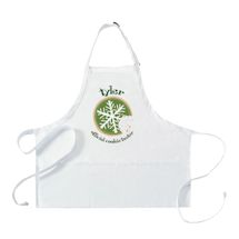 "Personalized ""Official Cookie Taster"" Adult's Apron"