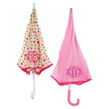 Monogrammed Children's Umbrella