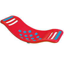 Fat Brain Toys Teeter Popper Red And Blue