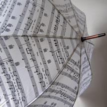 Raindrops Keep Falling on My Head Umbrella