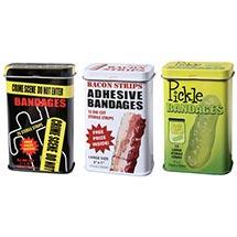 Funny Food Bandages