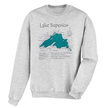 Personalized Lake Sweatshirt