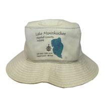 Personalized Lake Art Bucket Hat