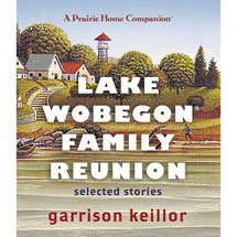 Lake Wobegon Family Reunion CD Set - Selected Stories From A Prairie Home Companion