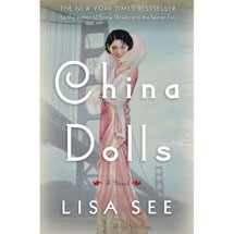 Signed Autographed Book China Dolls by Lisa See