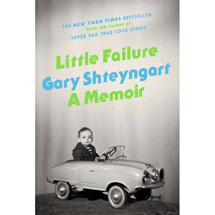 Signed Autographed Book Little Failure by Gary Shteyngart