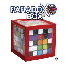 Fat Brain Toys Paradox Box Marble Maze Game