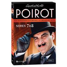 Agatha Christie's Poirot: Series 7-8