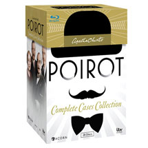 Agatha Christie's Poirot: The Complete Cases Collection