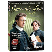 Garrow's Law: Series 1 DVD