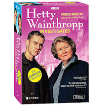 Hetty Wainthropp Investigates: Complete Collection