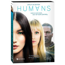 Humans: Series 1 DVD & Blu-ray
